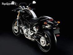 2006 Ducati Monster S4Rs Testastretta