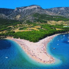 Recently returned from Zlatni Rat beach, Bol, Croatia - what a beautiful place, I'll definitely be returning to Croatia!