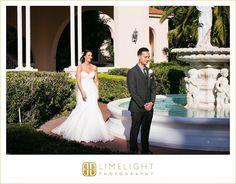 #wedding #photography #weddingphotography #Avila #Countryclub #Tampa #Florida #stepintothelimelight #limelightphotography #weddingday #bride #groom #fountain #firstlook