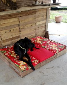 130+ Inspired Wood Pallet Projects | 101 Pallet Ideas - Part 5