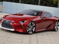 Lexus LF-LC! - Taringa!