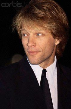 Jon Bon Jovi you are so handsome good looking and very charming you have the most beautiful smile from your fan Veronica Tobeck