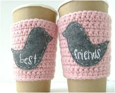 Items similar to Coffee Cup Cozy, Crochet Coffee Sleeve, Reusable Coffee Cozy with clouds and rain by The Cozy Project on Etsy Crochet Coffee Cozy, Coffee Cup Cozy, Crochet Cozy, Mug Cozy, Diy Crochet, Coffee Cups, Coffee Time, Crochet Pattern, Fabric Paint Pens