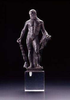 The demigod Hercules , Roman, 2nd century A.D.
