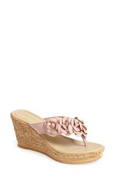 Athena Alexander 'Corra' Platform Wedge Sandal (Women) | Nordstrom