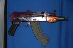 Ak 47 shorty pistol by Ewbank Mfg.