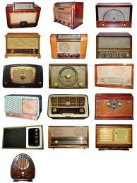 This time it`s old radios!