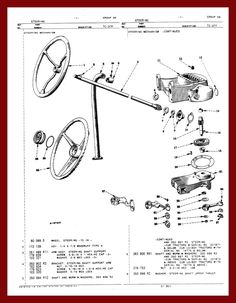d5948173895bf008a61591780e1336db tom cubs ih cub 154 (184, 185) lo boy assortment of steering gear parts cub cadet 7260 wiring diagram at reclaimingppi.co