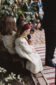 Wedding With Kids, Flower Girl Dresses, Wedding Dresses, Children, Photography, Life Goals, Bridesmaids, Style, Colorful
