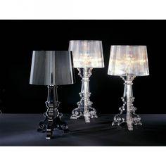 Die wunderschöne Bourgie Leuchte von Kartell zaubert in jedes Zimmer eine tolle Wohlfühlatmosphäre. Bei den Möbelfreunden für nur € 222,-!