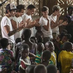 One Direction reflejan a la juventud que se implica