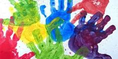 Father's Day crafts for kids Fathers Day Art, Fathers Day Crafts, Toddler Art, Toddler Crafts, Crafts For Kids To Make, Art For Kids, Handprint Art, Self Compassion, Art Classroom