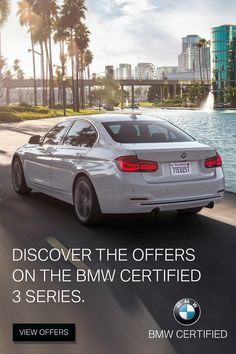 Discover the thrill of driving an iconic sport sedan. Power, performance and poise come together perfectly in every BMW Certified Super Sport Cars, Super Cars, Bmw European Delivery, Nascar, Cleaning Car Upholstery, New Bmw 3 Series, Clean Car Seats, Bmw Museum, Autos