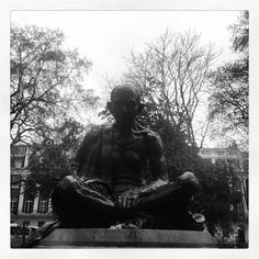 Ghandi #London #mamateamap