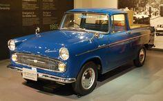 1962 Toyota Corona pickup