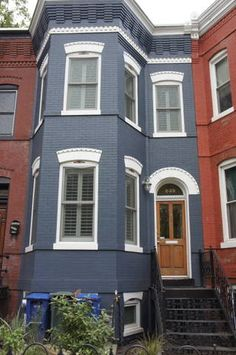 1000 Images About Dc Rowhouse Colors On Pinterest