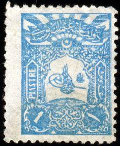 Türk PullarıOsmanlı pulları: