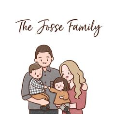 Excited to share this item from my shop: Custom waist up family portrait/ Family waist up portrait/ Anniversary gifts/ Family members portrait/ Doodle/ Family Illustration Family Picture Drawing, Family Picture Cartoon, Family Portrait Drawing, Family Pictures, Family Illustration, Cute Illustration, Cute Family, Gifts For Family, Fall Family