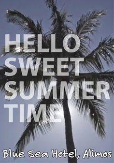 Summer hello summer, summer feeling, summer of love, summer vibes, Summer Feeling, Hello Summer, Summer Breeze, Summer Of Love, Summer Beach, Summer Days, Summer Vibes, Summer Hours, Happy Summer