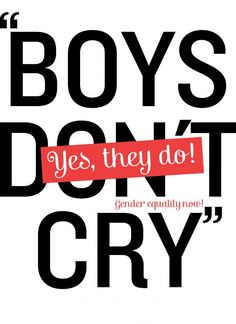 "Poster for tomorrow | Gender Equality, ""BOYS"" Gustavo Morainslie - Mexico   ""Cultural stereotyps promote inequity. In order to achieve gender equality society needs to delete some wrong and rooted ideas about women and men."""