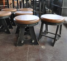 A Frame Stools by Vintage Industrial Furniture in Phoenix, AZ