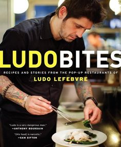 Ludo Lefebvre's Squid Pad Thai — Cookbook Recipe & Review of LudoBites by Ludo Lefebvre