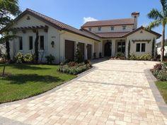 Italian golf villa - trellis - ivy - talis park -  - Talis Park - 16916 Fairgrove Way, Naples, FL 34110
