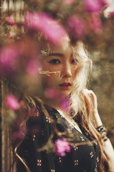 Taeyeon, de Girls' Generation, encabeza 8 ránkings con su álbum 'I'
