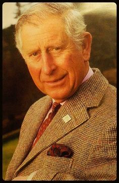 HRH The Prince of Wales at 65