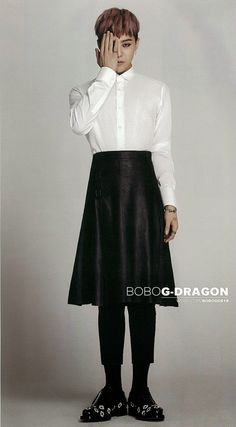 G-Dragon for J. Estina in High Cut Magazine Vol.136