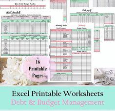 Tools For Debt Reduction  Debt Snowball Calculator  Finances