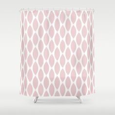 Pink Shower Curtain, Ikat, Girls Bathroom Decor, Fabric Shower Curtain,  Teen Girl Room Decor, Pink Decor, Gifts For Women, Gifts For Her