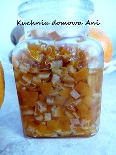 Kuchnia domowa Ani: Skórka pomarańczowa zasypana cukrem Cantaloupe, Fruit, Food, Essen, Meals, Yemek, Eten