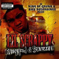 The King Of Crunk & BME Recordings Present: Lil' Scrappy & Trillville Chopped & Screwed (PA) ~ Lil Scrappy & Trillville, http://www.amazon.com/dp/B0006419ZA/ref=cm_sw_r_pi_dp_PFhCqb1EDFENV