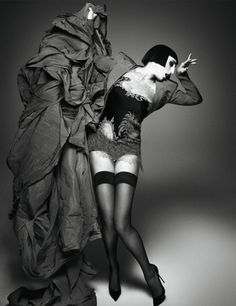 """Street Spirit Rossy de Palma photographed by Daniele Duella and Iango Henzi for i-D """"The Street Issue"""" Pre-Fall 2013"""