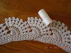 Crochet Abanicos Super Grandes