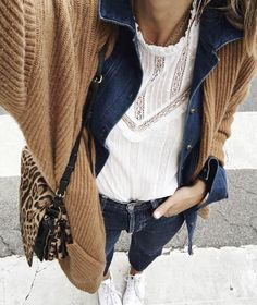 French layering