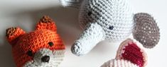 Giftry - The social wish list that helps you get (or give) the gifts you actually want. Crochet Animals, Crochet Hats, Mandala, Animal Heads, Baby Gifts, Dinosaur Stuffed Animal, Winnie The Pooh, Barbie, Presents