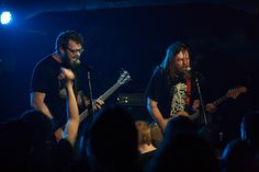Red Fang, Prague - 29.07.2012