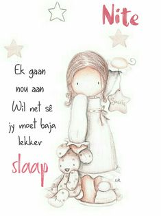 Motivational Quotes, Funny Quotes, Goeie Nag, Afrikaans Quotes, Good Night Sweet Dreams, Night Night, Cute Pigs, Daughter Quotes, Morning Quotes