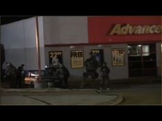 Activist Post: Para-Military Police Caught Setting Fires In Ferguson? #news