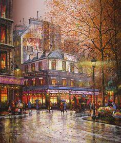 Paris - Guy Dessapt