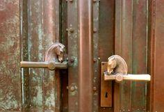 Door handles - Venice Italy