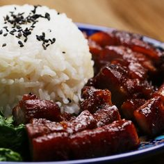 Malaysian-style Barbecue Pork Belly (char Siu Pork) by Tasty