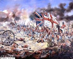 23 September 1803 Battle of Assaye major battle of the Anglo-Maratha War, under the command of General Arthur Wellesley. Military Art, Military History, Battle Of Waterloo, Seven Years' War, Tourist Places, Napoleonic Wars, Empire, Kaiser, British Army