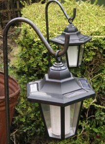 Charming Solar Patio Lanterns | Outdoor Solar Lights Solar Garden Lights Come In An  Amazing Array Of