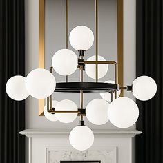 Viaggio Chandelier by Tech Lighting at Lumens.com