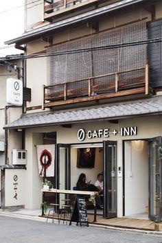ショップデザイン事例【0CAFE+INN】|名古屋の店舗設計&オフィスデザイン専門サイト by EIGHT DESIGN