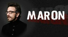 Maron | IFC - Maron offers humorous insight into the plight of a middle-aged man to pick up the pieces of his mistake-riddled life and move forward with content, while also hosting his podcast.  Weekly comedian and celebrity cameos offer a shade of irony as unwitting mentors, usually assuming the role of featured guest on the pseudo podcast Maron records throughout the series, offering critical and humorous insights into the train wreck that is Maron's life.