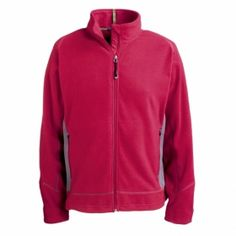 Promotional Products Ideas That Work: M-overland microfleece jkt. Get yours at www.luscangroup.com